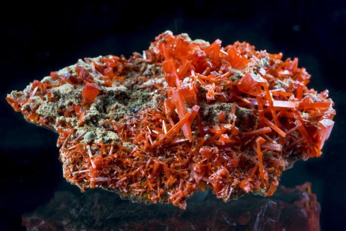紅鉛鉱〈オーストラリア産〉−1