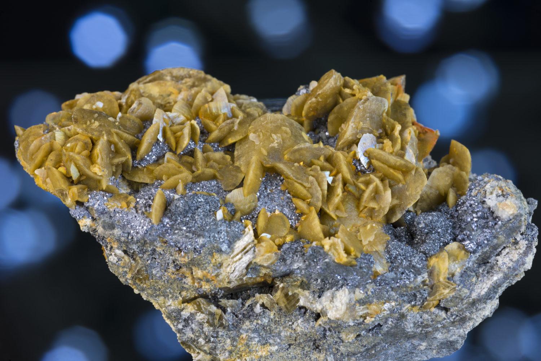 菱鉄鉱〈ペルー産〉3