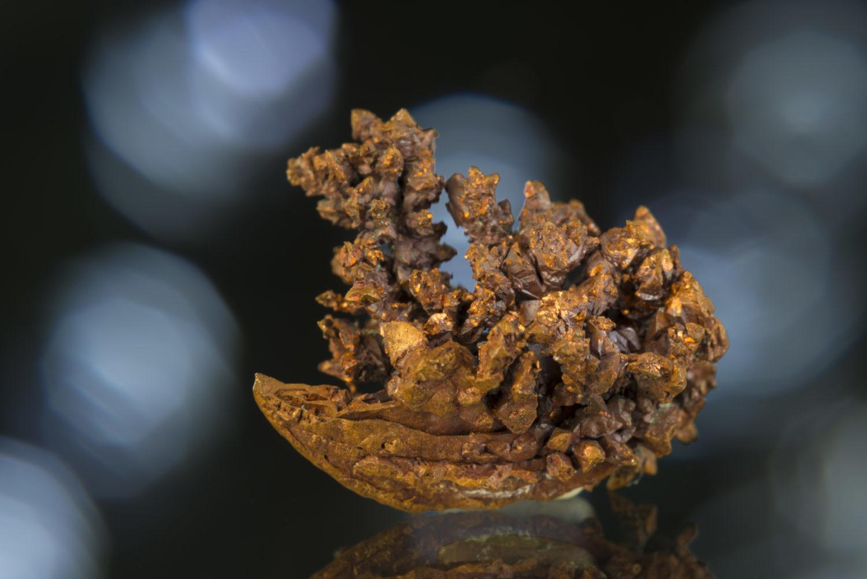 自然銅〈カザフスタン産〉3
