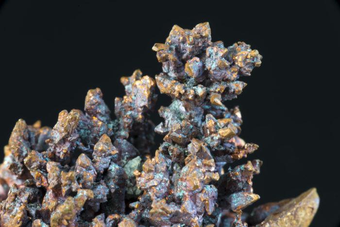 自然銅〈カザフスタン産〉2